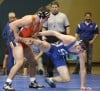 Leinwand leading solid season for West matmen