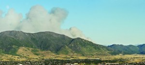 Wildfire forces evacuations near Whitehall