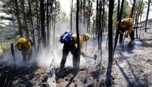 Obama pitches wildfire plan to Western governors