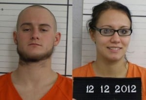 Pregnant woman, boyfriend arrested in stabbing death