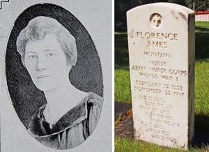World War I nurses buried in Billings