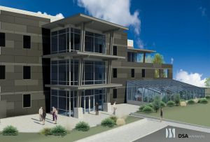 New MSUB sciences building
