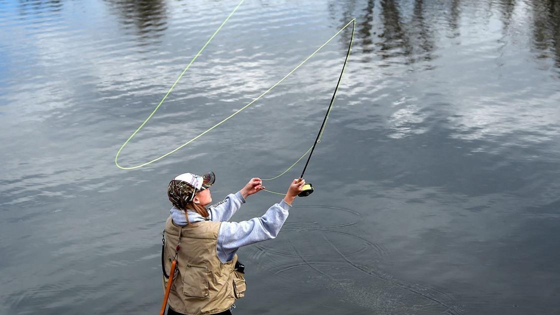 Montana fishing report boulder stillwater rock creek for Rock creek fishing report