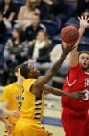 Proctor sparks Jackets in win over Saint Martin's