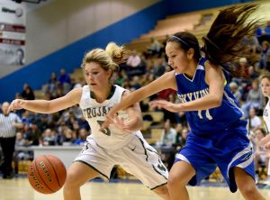 Skyview girls win another close one for third victory in a row