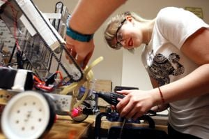 Billings all-girl robotics team, in its 4th year, still stands out