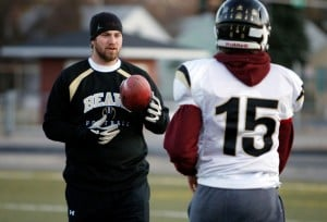 Former Griz QB Selle among Stitt's final coaching hires