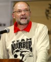 Special Olympics Montana president Bob Norbie