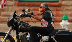 Hells Angels in Cody