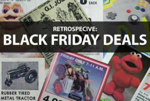 Retrospective: Black Friday deals