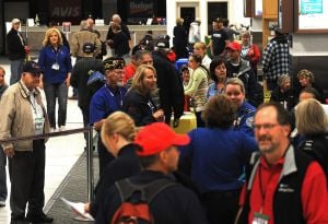 'It's full steam ahead,' say Big Sky Honor Flight organizers