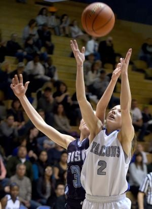 Skyview vs. Great Falls Girls Basketball
