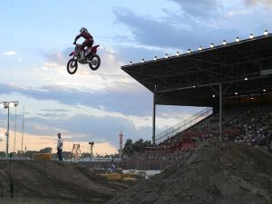 MontanaFair: Supercross