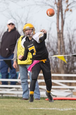 Olson leads near flawless Thunder attack