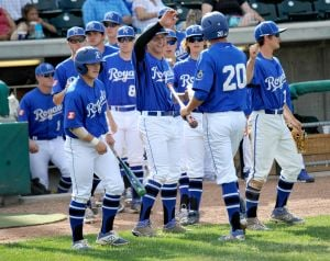 Billings Royals vs. Billings Scarlets