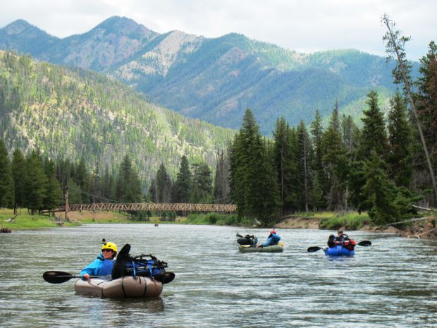 Backpackable boats: Packrafting lures more paddlers into wild places