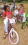 New bikes for kids