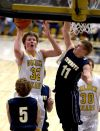 Billings West vs. Miles City boys basketball