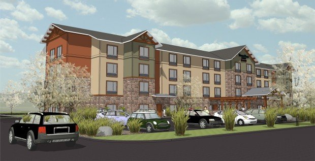 Louisiana and minnesota companies building billings hotels business Hilton garden inn billings