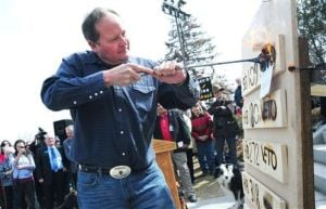 Former Montana governor featured in Playboy Magazine