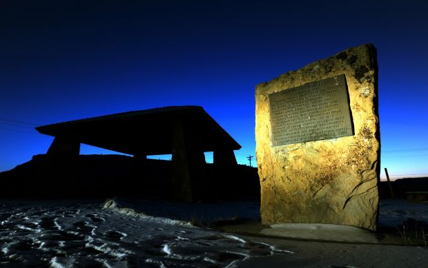 YelCo 52: Battle of Canyon Creek: Monument honors Nez Perce escape north of Laurel