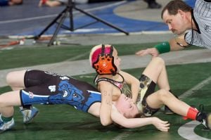 Laurel's Hill family is everywhere at Montana Open wrestling tourney