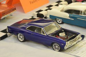 Model vehicles up Sept. 20