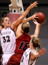 Lady Griz have enough to start practice with, at least
