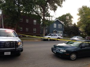 Man found shot to death in front of home on North 31st