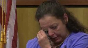 Auliea Hanlon testifies at sentencing