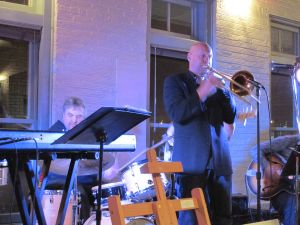 What's First: Trombonist John Roberts plays recital Friday at American Lutheran Church