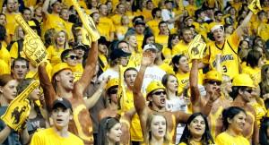 Gallery: Wyoming upsets UNLV