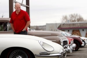 Passionate owners rally around vintage foreign cars