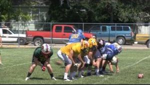 Montana all-stars prepping for Saturday's Badlands Bowl