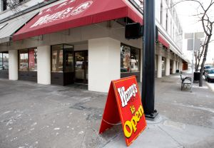 Wendy's to close downtown store after 34 years
