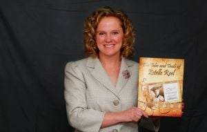 Balow pens coloring book about first female schools chief