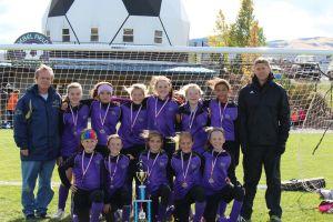 Laurel Storm U12 soccer