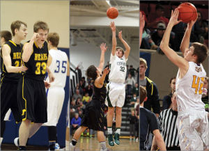 Talented guards lead preseason all-state teams