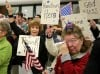 Honor Flight homecoming