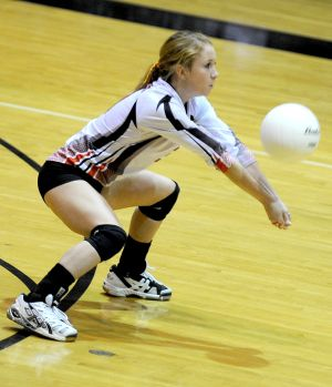 Orvis signs with Rocky volleyball