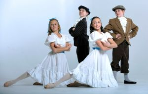 'Nutcracker' whirls in the holidays