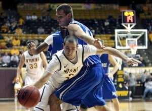 Gallery: Wyoming mens basketball