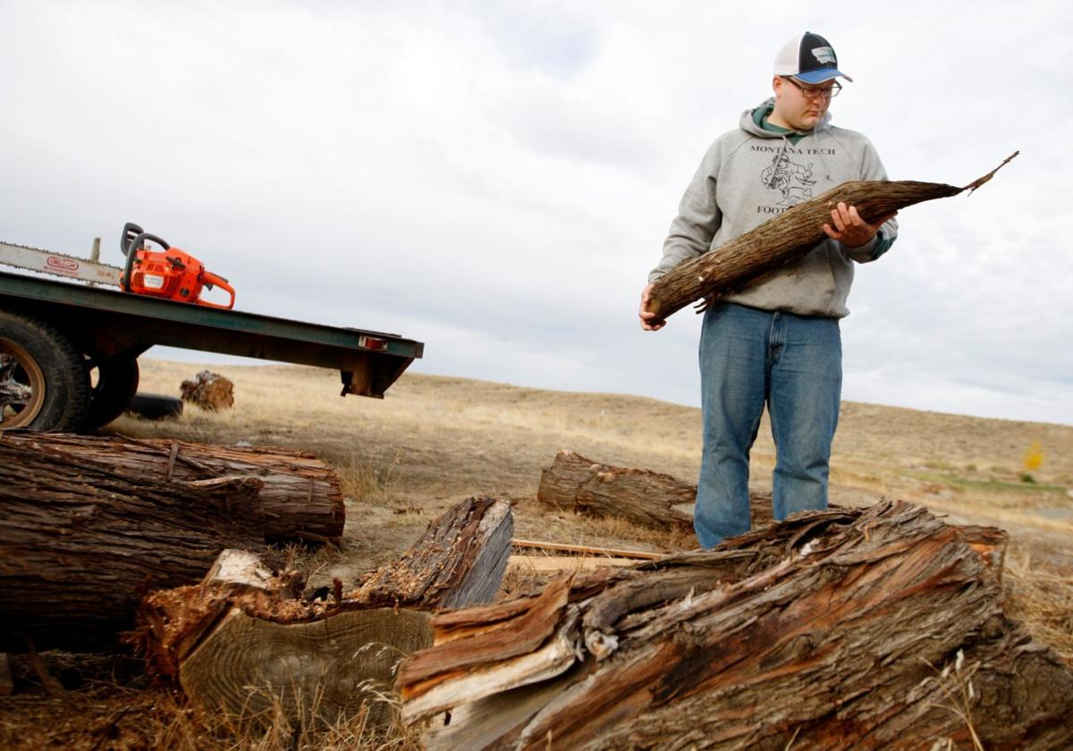 Furniture Maker Turns Noxious Weeds Into Striking Tables Billings News