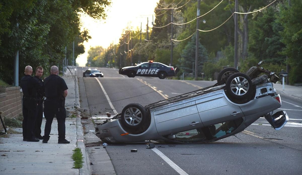 What Is A Rollover Car Accident