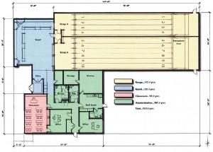 Home indoor shooting range plans - Home plan