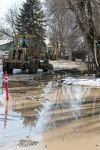 Ice jams continue to wreak havoc on Yellowstone, Little Bighorn rivers