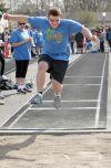 Jonathan Stone long jumps