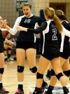 Skyview volleyball rolls into State AA tournament with sweep of CMR