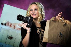 Tina Stinson, owner Ca-Layla Boutique and Tina Stinson Photography