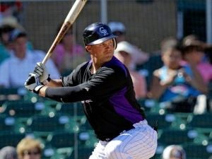 Rockies outfielder Cuddyer to start rehab at Dehler Park tonight